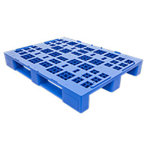 plastic pallet / 2-way entry