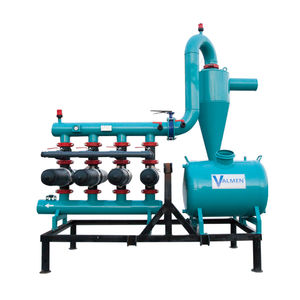 plastic irrigation filter / metal / stationary