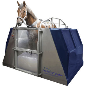 cold water horse spa / saltwater / stainless steel