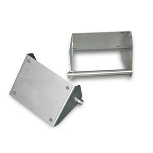 metal salt lick stand