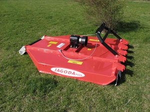 landscaping rotary cutter / agricultural / rear-mount / PTO-driven