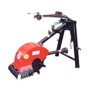 mounted stump grinder / PTO-driven