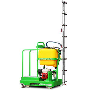 self-propelled sprayer / horticulture / with combustion engine / with diaphragm pump