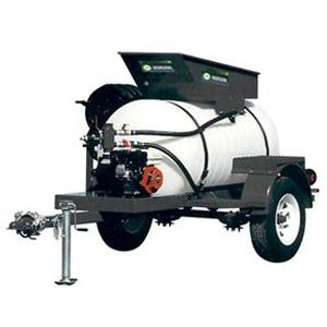 hydro-seeder