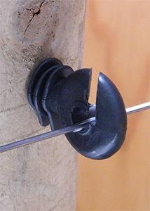 hook insulator / screw-in