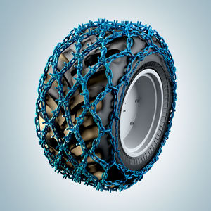 forestry machinery tire chain