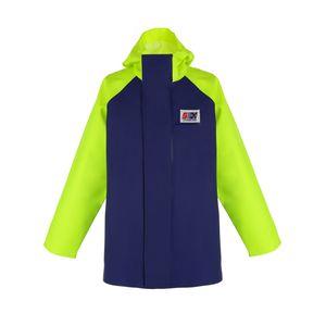 aquaculture jacket / PVC / nylon / rain