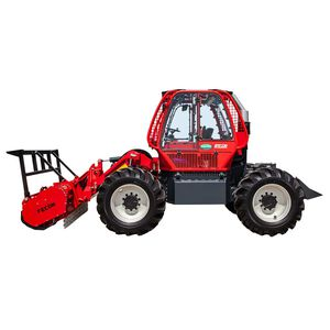 Forestry mulcher - All the agricultural manufacturers - Videos