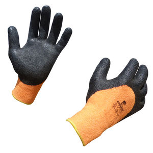 work gloves / anti-cut / cold weather / nitrile