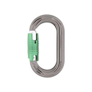 locking carabiner / oval