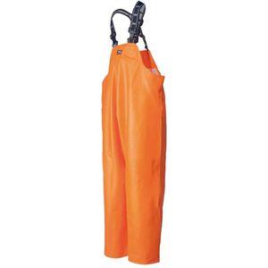 cotton bib and braces / waterproof fabric / polyester / PVC