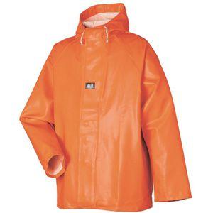 work jacket / cotton / waterproof fabric / polyester