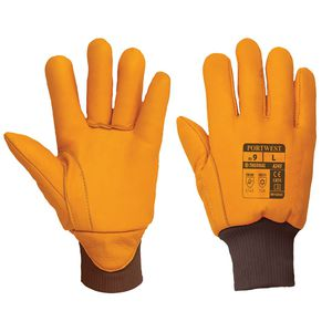 work gloves / cold weather / leather