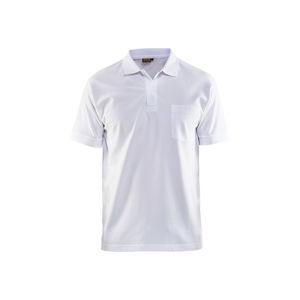 work polo shirt / cotton / men's