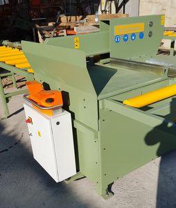 circular sawmill / vertical / stationary / crosscut