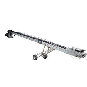 fertilizer conveyor / belt / mobile / inclined