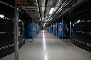 polyester oxygenator
