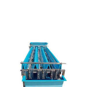 3-channel fish grader / stainless steel / automatic