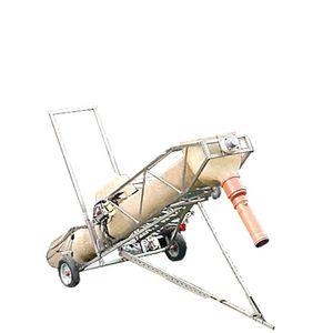propeller fish pump / steel / aluminum