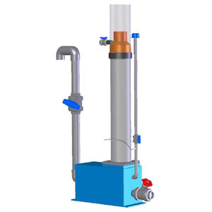 protein skimmer / external / for aquaculture