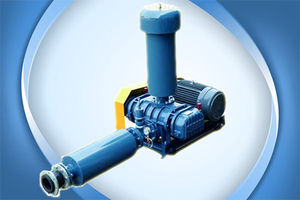 aquaculture air blower / centrifugal / side-channel