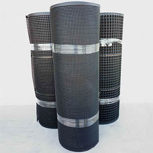 HDPE oyster mesh / floating / growing / sealed