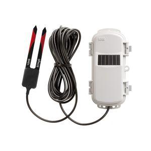 soil moisture sensor / volumetric water content / wireless