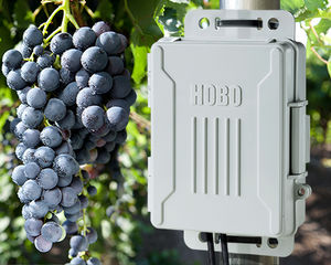 microclimate monitoring data-logger / battery-powered / USB / compact