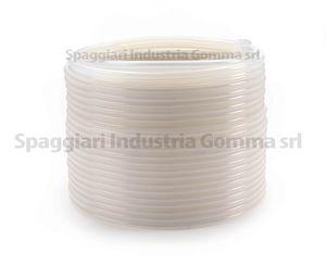 hose / for milk / silicone