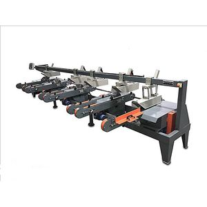 chain sawmill / horizontal / stationary / electric