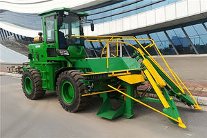 sugar cane harvester / self-propelled / 1-row
