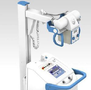 analog veterinary X-ray system / digital / for horses / mobile
