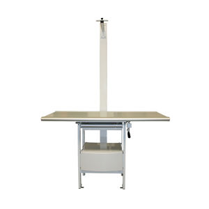 rectangular veterinary examination table