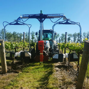 mounted weed sprayer / trailed / for arboriculture / for viticulture
