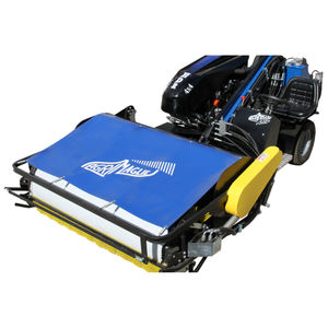 self-propelled sweeper / for fruit / nuts