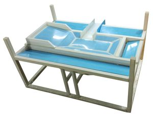 aquaculture hatchery table