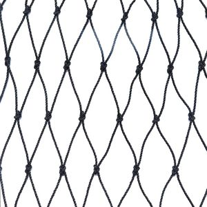 anti-bird netting / HDPE / for crops / knotted