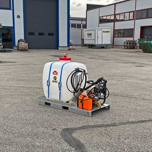 gasoline engine high pressure washer