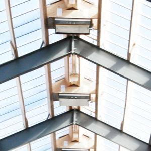 farm building ventilation system