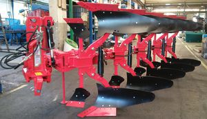 conventional plough / mounted / 11-20 shank / 1-10 shank