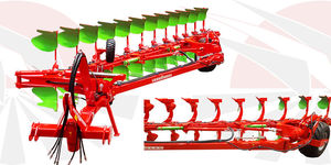 conventional plough / semi-mounted / 11-20 shank / reversible