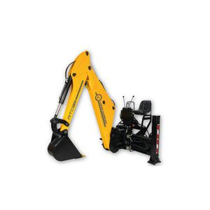 tractor backhoe / hydraulic