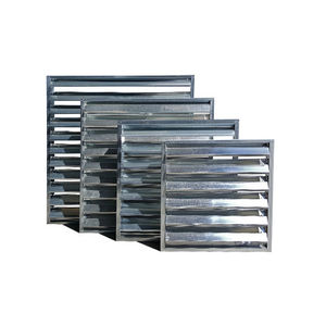 galvanized iron shutter