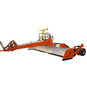 field preparation grader blade / hydraulic