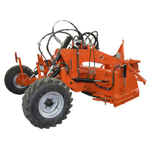 field preparation grader blade / for road maintenance / hydraulic