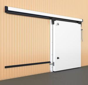 storage building door