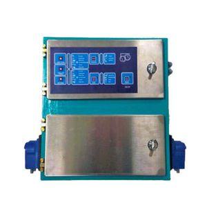 milking equipment washing system