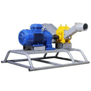 manure pump / self-priming / centrifugal / electric