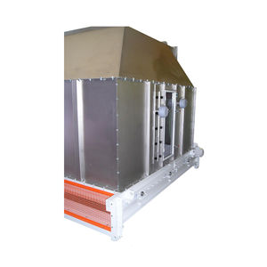 animal feed cooler