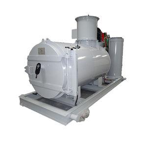 high-capacity waste incinerator